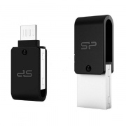 Silicon Power USB 3.0 флеш накопитель 16GB Mobile X21 OTG (USB/microUSB)