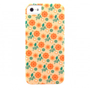 iCover Панель для IPhone 5 Spring Flower Design04 Rubber, IP5-DER-F4