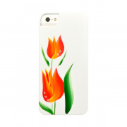 iCover панель  для iPhone 5 Flowers, IP5-HP/W-SG06