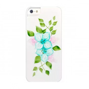 iCover панель  для iPhone 5 Flowers, IP5-HP/W-SG01
