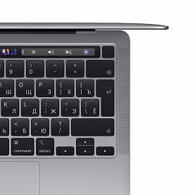 "Apple MacBook Pro 13.3"" 2020 Retina Apple M1/TB/8GB/256GB SSD/ серый космос MYD82RU/A"