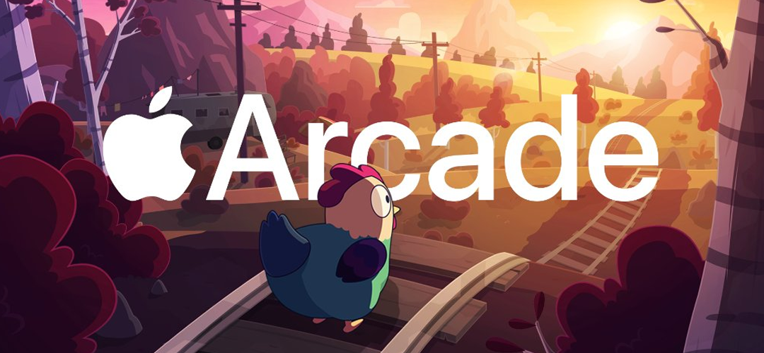 Apple Arcade All of You